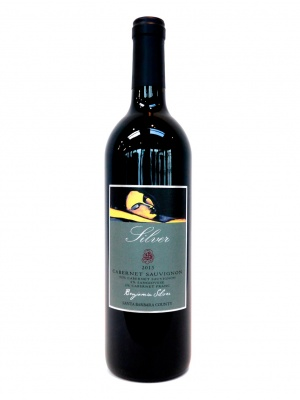 bottle of 2013 cabernet sauvignon